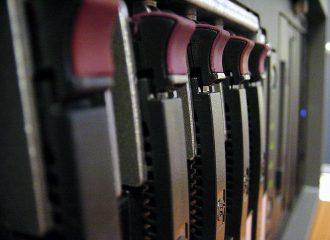 Server disks